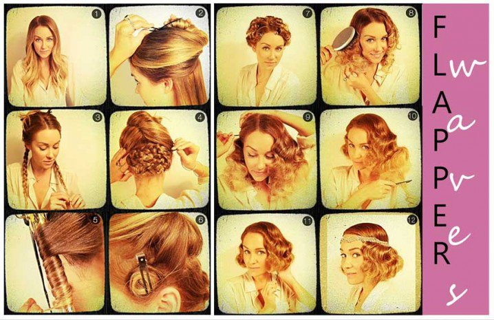 Retro Saç Nasıl Yapılır
