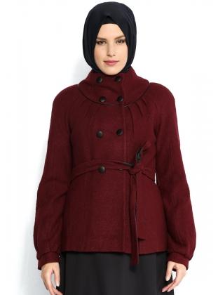 Bayan Şık Tesettür Ceket Modelleri