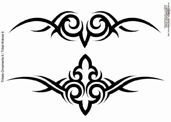 En Güzel Tribal Dövme