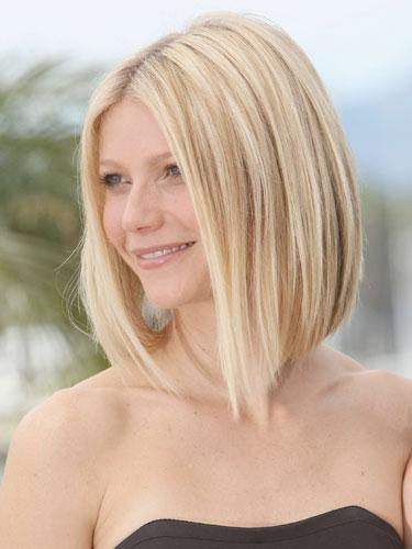 Kısa Düz Saç Modelleri