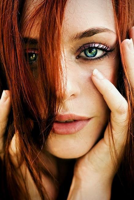 Mavi Gözlüler İçin Bakır Saçlar