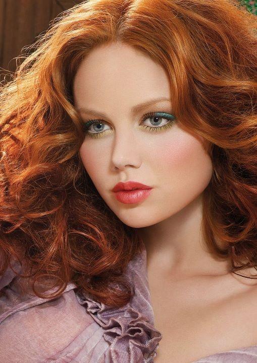 Yeni Model Bakır Saç Renkleri