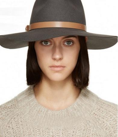 En şık bayan şapka modelleri