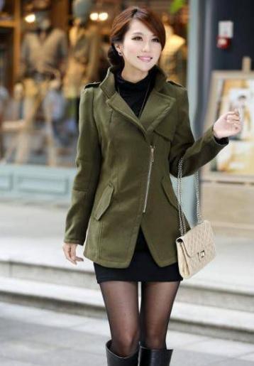 Yeni sezon sonbahar bayan ceket modelleri