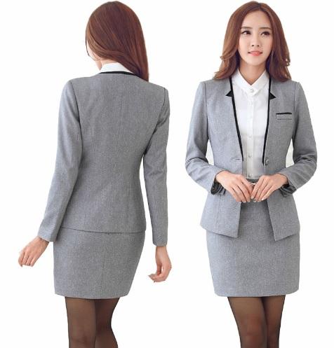 Kadın takım elbise