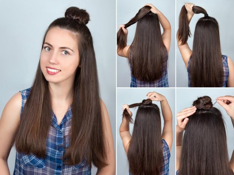Pratik saç yapımı tarifi