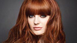 En Güzel ve En Havalı Bakır Rengi Saç Modelleri