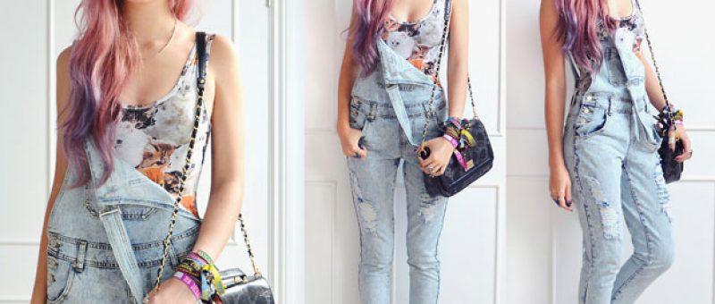 Son Moda Bahçıvan Pantolon Modelleri