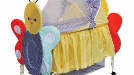 2018 Moda Bebek Beşik Modelleri