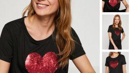 2018 Yılı Özel Bayan Tişört Modelleri
