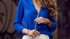 En Yeni Mavi Bluz Modelleri İle Enerjiyi Hissedin