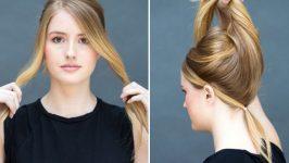 Pratik Bayan Saç Modelleri Yapılışı ve Örnekler