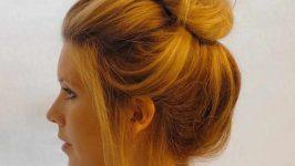 Farklı Zaman Dilimlerinde Tercih Edebileceğiniz Dağınık Topuz Saç Trendleri