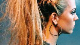 9 Muhteşem Kolay Yapılan At Kuyruğu Saç Modelleri