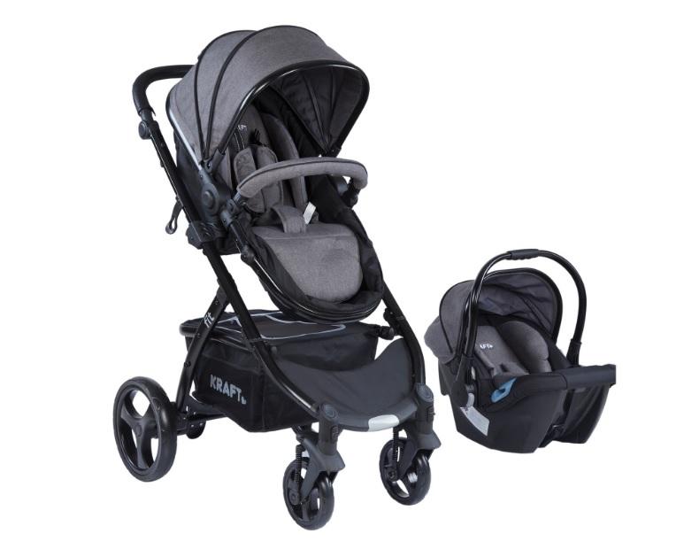 Travel taşımalı sistem bebek arabası