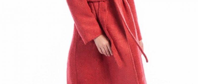 Kadınlar İçin Kırmızı Tonlarda Kışlık Parka Modelleri