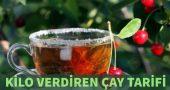 Kilo Verdiren Süper Çay Tarifi